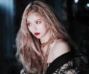 hyuna, kpop, and theme image
