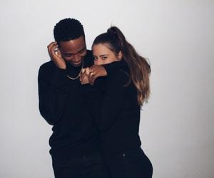 couple, mixed, and spanish image