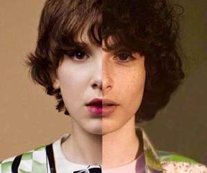 eleven, st, and stranger things image