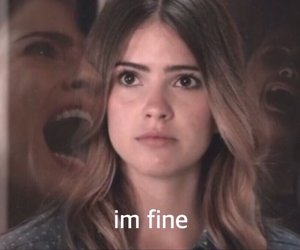 meme, reaction, and teen wolf image