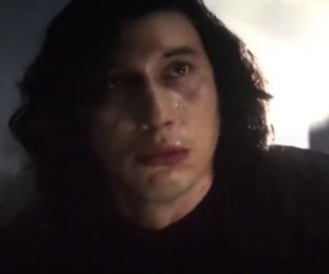 star wars, the last jedi, and adam driver image