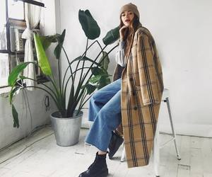 coat, fashion, and lookbook image
