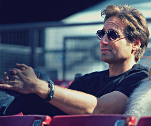 david duchovny, man, and californication image