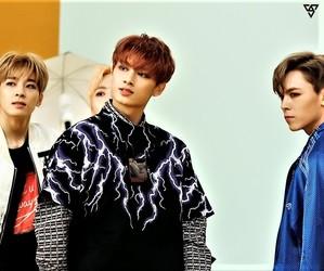 jun, seungcheol, and soonyoung image