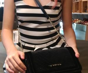 bag, velvet, and tabita image
