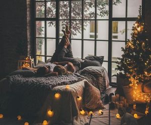 christmas, love, and christmas tree image