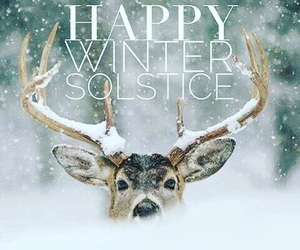 holidays, solstice, and love yourself image