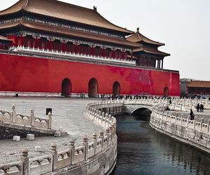 china, travel, and asia image