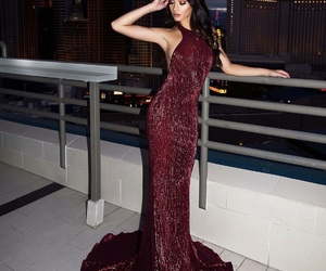 amazing, dress, and luxe image