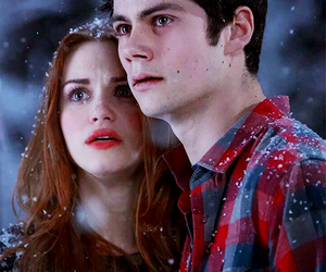 holland roden, stiles stilinski, and teen wolf image
