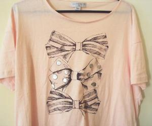 fashion, bow, and pink image