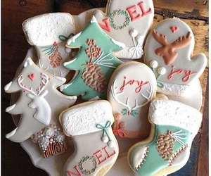 christmas, holidays, and Cookies image