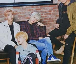 jin, rm, and bangtan boys image