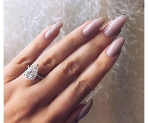 nails, pink, and pretty image