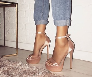 fashion and shoes heels image