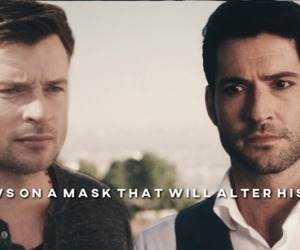 lucifer, marcus, and pierce image