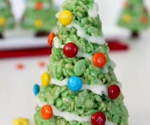 christmas, green, and tasty image
