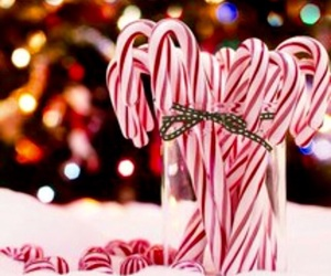 candy, winter, and christmas image