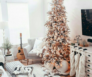 christmas, decoration, and aesthetic image