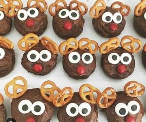 christmas, eat, and food image