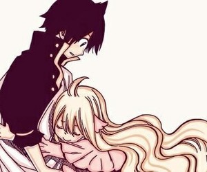 fairy tail, zeref, and mavis image