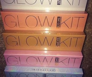 beauty, makeup, and glow kit image