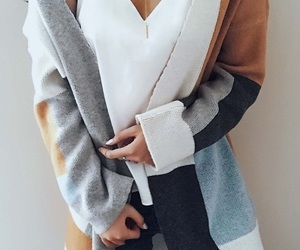 clothes, winter, and fashion image
