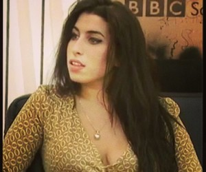 Amy Winehouse and bbc image