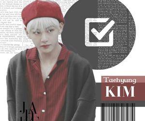 edit, bts, and taehyung image