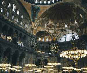 istanbul, turkey, and islam image