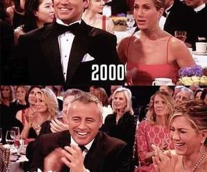 friends, Jennifer Aniston, and Joey image