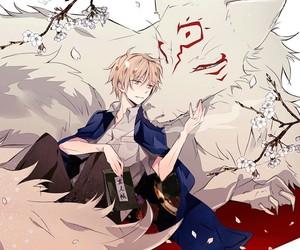 anime, natsume yuujinchou, and manga image