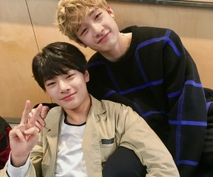 stray kids, jeongin, and Chan image