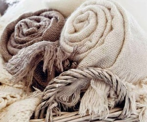 cozy, blanket, and winter image