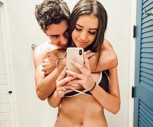 beauty, cute couples, and faith image