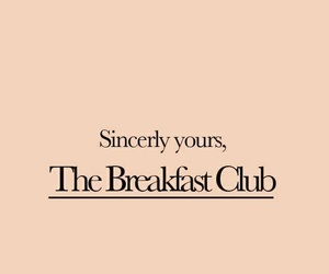 breakfast and club image