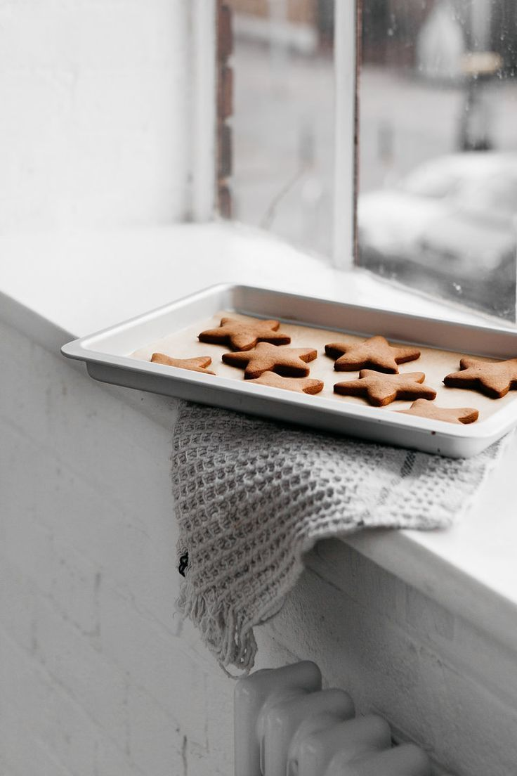 winter, christmas, and gingerbread image