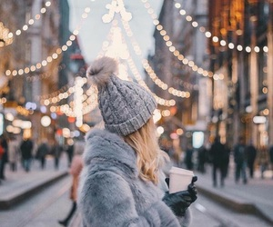 girl, cold, and fashion image
