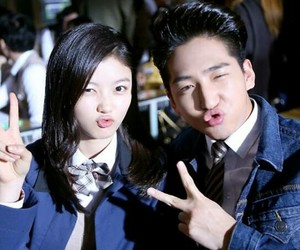 kdrama, kim yoo jung, and baro image