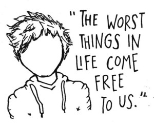 ed sheeran, quotes, and Lyrics image