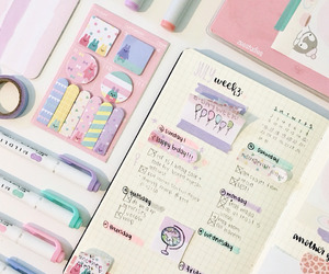 blogger, planner, and sweet dreams image