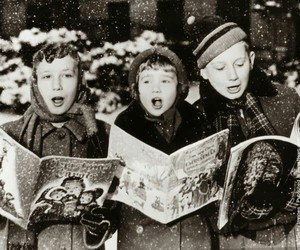 children, christmas, and photos image