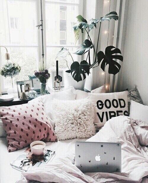 Simple But Cute Bedroom Decor Ideas