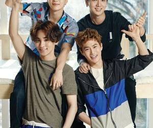 exo, SHINee, and key image