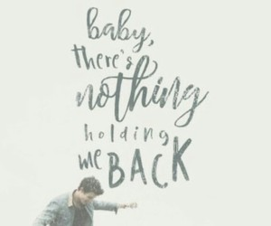 lyric, song, and wallpaper image
