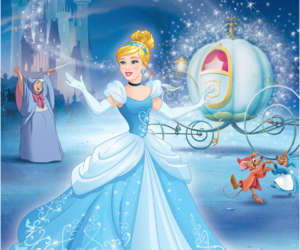 cinderella, princess, and wallpaper image