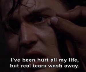 cry baby, crybaby, and johnny depp image