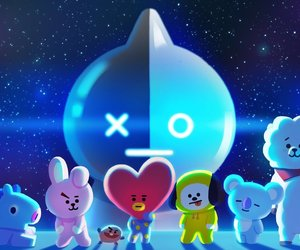 bts and bt21 image