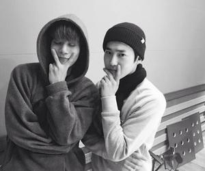 exo, suho, and Jonghyun image