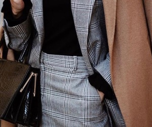 coat, formal, and trend image